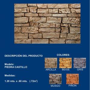 piedra castillo